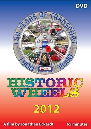 Historic Wheels 2012 DVD